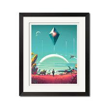 No Man's Sky Poster Print