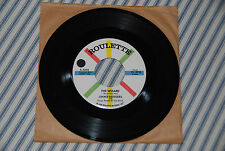 Vintage Vinyl Single Record -- Are You Really Mine & The Wizard -- Jimmie Rogers