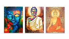 Buddhas Wall Poster Home Decoration Matte Finish Paper Poster Interior Gift