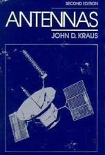 Electrical Engineering: Antennas by John D. Kraus (1988, Hardcover)