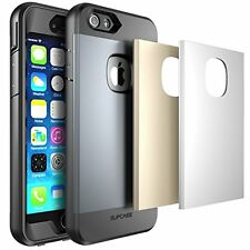 SUPCASE iPhone 6/6s Water Resist Full-body Case w/ Built-In Screen Protector