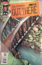 Out There #10 NM- 1st Print Free UK P&P Cliffhanger Comics