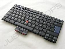 Genuine IBM Lenovo ThinkPad T42 Portugues Keyboard Portuguese Teclado LW