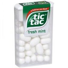 TIC TAC FRESH MINT FLAVOUR PACK OF 40 ( 9.7 gm )