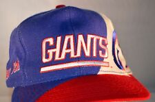 New York Giants Hat Cap Red White Blue NY Snapback NFL Football Drew Pearson