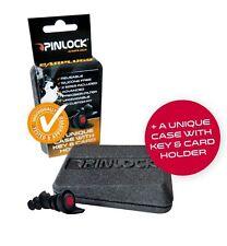 Pinlock Bouchons D'Oreilles Écoute Protection Twin Lot de Oreille M et L