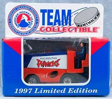 White Rose Collectibles AHL Philadelphia Phantoms Zamboni Team 1997 MIB
