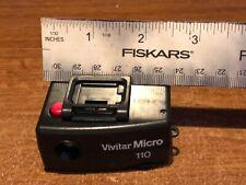 Vivitar Micro 110 Camera