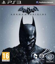 Batman Arkham Origins PS3 - totalmente in italiano