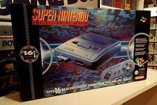 Super Nintendo Konsole OVP SMW SNES Super Mario World Set