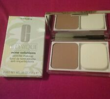Clearance:   Clinique #14 Vanilla (MF-G) Acne Solutions Powder NIB