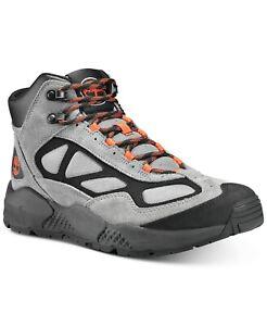 Timberland Ripcord Mid Hiker Shoes 7.5M Grey Black