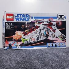 LEGO STAR WARS Republic Attack Gunship 7676 - 100% Complete