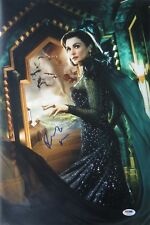 Rachel Weisz Signed OZ: The Great And Powerful Auto 12x18 Photo PSA/DNA #T68931