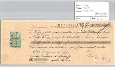 BILLET FRANCE - 815 FRANCS - 18.9.1926