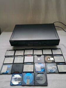Sony MDS-JE330 MiniDisc-Recorder+21 MDS Vintage