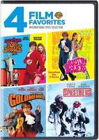 4 Film Favorites: International Spies Collection [New DVD] Full Frame,