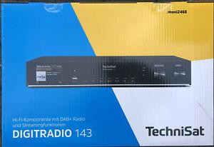 TECHNISAT DIGITRADIO 143  0000/2945   neu