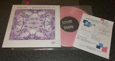 "ANDREW LILES/RUSE-A LOVE SONG/RADAR-UK 2002 PINK VINYL 10""-NWW-UNPLAYED+INSERT"