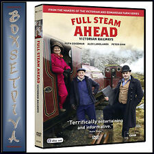 Full Steam Ahead - Victorian Railways 5036193033285 DVD Region 2