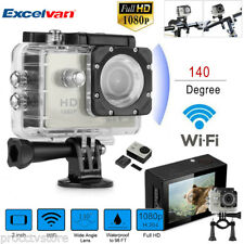 "Y8-P 2"" Cam WiFi Full HD 12MP Sports Action Camera HD Videocamera Subacquea 30M"