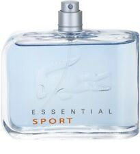LACOSTE ESSENTIAL SPORT-MEN-EDT-SPRAY-4.2 OZ-125 ML-AUTHENTIC TESTER-MADE IN UK