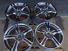 GM 2016 Chrome Stingray Corvette Wheels for 2005-2013 C6 Corvette OEM LS2 3 L@@K
