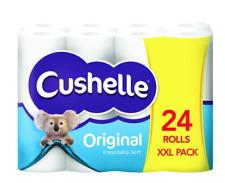 24 Cushelle Toilet Roll - Toilet Tissue
