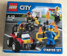 "JEU ""LEGO CITY"" - SET DE DEMARRAGE POMPIERS - 60088"