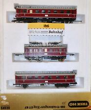 Trix Express 32292 ET 87 DB Triebwagen Zug 1:87 H0 OVP HG3 å