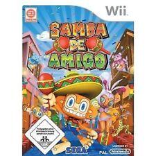 Samba de Amigo Wii New +Box