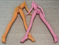 2013 / 2014 My Little Pony Equestria Girls Doll Body X 2