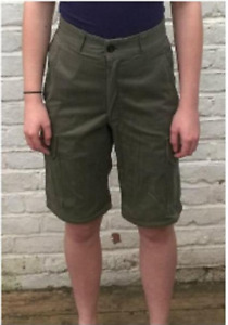 Genuine French Army surplus  Ladies Shorts , great value just £3.99