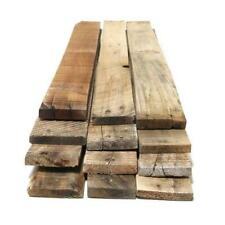 20 x Mixed Reclaimed Pallet Boards Wood Planks Timber Wall Cladding Wooded Slats