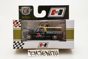 M2 Machines 1/64 Hurst 1973 Chevrolet Cheyenne Super 10 O'Reilly *READ - PAINT*