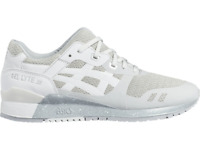 Asics Men's GEL-LYTE III NS Shoes NEW AUTHENTIC Glacier Grey/White H715N-9601