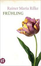 Frühling von Rainer Maria Rilke UNGELESEN