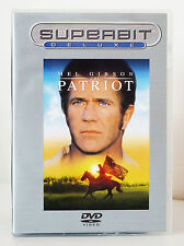 The Patriot - Superbit Collection (2-Disc Set) DVD, with slipcase, Mel Gibson
