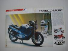 advertising Pubblicità 1987 MOTO HONDA CBR 600 F
