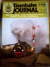Eisenbahn Journal 3 1988 - Lokomotive Die Gattung S 1