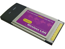 802.11g PCMCIA Wireless Wifi Card for HP Notebook