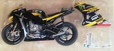 Minichamps 123113005 YAMAHA yzr-m1 MOTO MONSTER TECH 3 Colin Edwards 2011 1:12th
