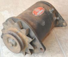 1961 Ford Galaxie & Thunderbird 12V Generator & Pulley, Used Original 390 w/o AC
