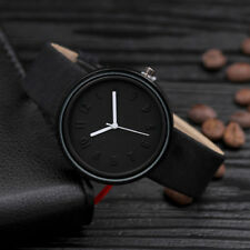 Unisex women  Simple Fashion Number Watches Quartz Canvas Belt Wrist Watch