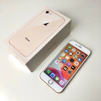 Apple iPhone 8 - 64GB - Gold (Unlocked) A1905 (GSM) - Faulty No Service
