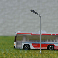 10 x N scale Model Railroad train Lamp posts Led street light Lamps YD50SC