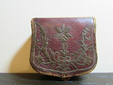 Late 19Th Century Turkish Cartridge Pouch