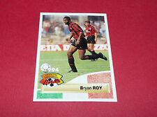BRIAN ROY NEDERLAND AC MILAN ROSSONERI CALCIO ITALIA FOOTBALL CARD PANINI 1994