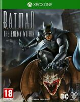 Batman: The Telltale Series: The Enemy Within (Xbox One) PEGI 18+ Adventure: