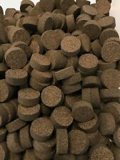 """Cork Rings, Premium Rubberized 1/2"""" Solid, 10 Rings, Free U.S. shipping!"""